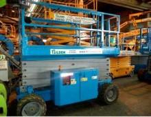 Plataforma elevatória usada venda