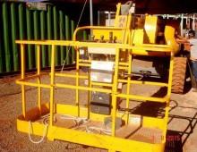 Plataformas elevatórias usadas